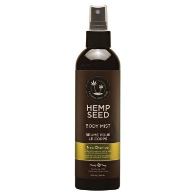 Hemp Seed Body Mist | 8 oz Nag Champa | Shop Body Mist Online