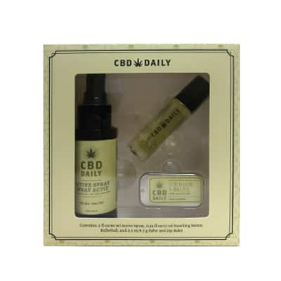 CBD Daily Gift Set | Shop Earthly Body