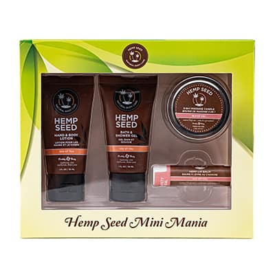 Hemp Seed MiniMania Isle of Your Scent | Shop Earthly Body