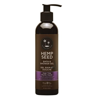 Hemp Seed Shower Gel | 8 oz | High Tide Scent