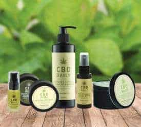 Shop Earthly Body | Shop CBD Daily Products